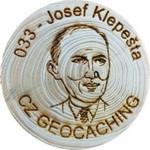 033 - Josef Klepešta