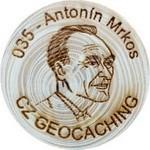 035 - Antonín Mrkos