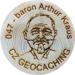 047 - baron Arthur Kraus