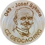 049 - Josef Sýkora