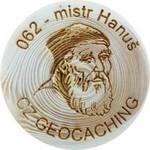 062 - mistr Hanuš