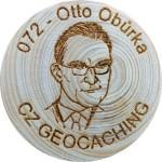 072 - Otto Obůrka