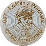 097 - Křišťan z Prachatic