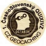 1. ČeskoSlovenský QUIXIVZ