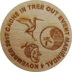 CACHE IN TREE OUT EVENT
