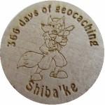 366 Days Of Geocaching Shiba'ke