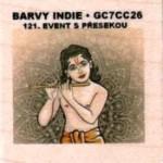 BARVY INDIE • GC7CC26