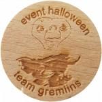 Event halloween team gremlins vs2