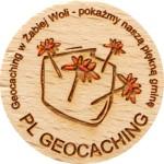 Geocaching w Żabiej Woli