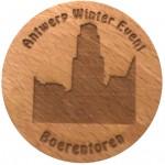 Antwerp Winter Event - Boerentoren