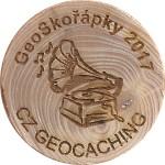 GeoSkořápky 2017