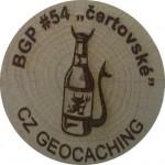 """BGP #54 """"čertovské"""""""