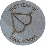 AnspireCrew - First Year of Geocaching