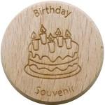 Birthday Souvenir Smulletjes