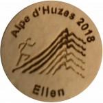 Alpe d'Huzes 2018 Ellen