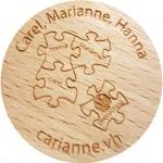 Carel, Marianne, Hanna