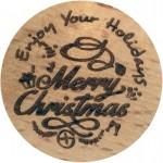 Merry Christmas - Enjoy Your Holidays