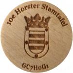 10e Horster Stamtafel
