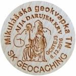Mikulášska geokvapka TN