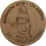 Avalanche 2018, 13e édition