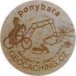 ponybara