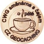 CWG směnárna s čajem o páté