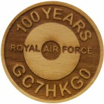 100 YEARS - Royal Air Force - GC7HKG0