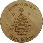 Gelukkig 2018!!! Team Kennes