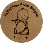 PsYkOPiou From Belgium