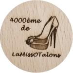 4000ème de LaMissOTalons
