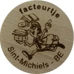 facteurtje Sint-Michiels - BE