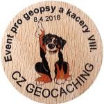 Event pro geopsy a kacery VIII.
