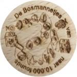 De Bosmannetjes