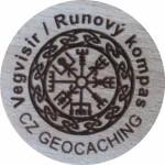 Vegvisir / Runový kompas