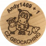 Andy1409 + 1