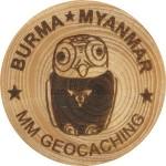 BURMA*MYANMAR
