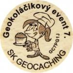 Geokoláčikový event 7.