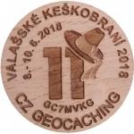 Valašské keškobraní 2018