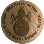 Nico Mozzer on tour - MEGA & GPS Maze - Zeltweg - Austria
