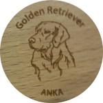 Golden Retriever ANKA