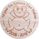 10 jaar De Kikkers Den Helder