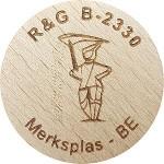R&G  B-2330