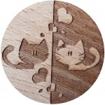WE LOVE CATS (MonochroMietz)
