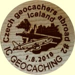 Czech geocachers abroad #2
