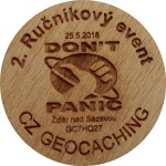 2. Ručníkový event