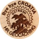 Bye bye CROATIA