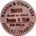 Bonnie & Clyde 304