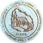 """Stashes 'n' Stones """"Felsenkirche"""