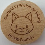 Garfield vs Wicky de Viking