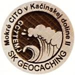 Mokré CITO v Kačínskej doline II